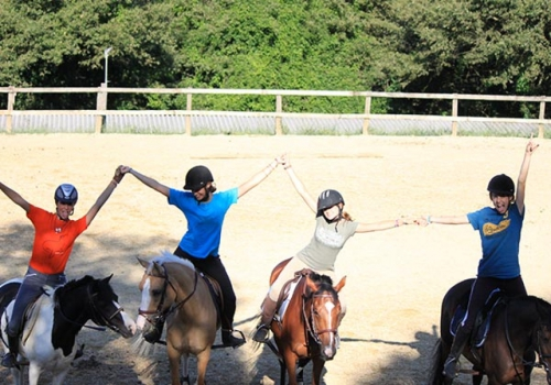 Pony Camp Umbria